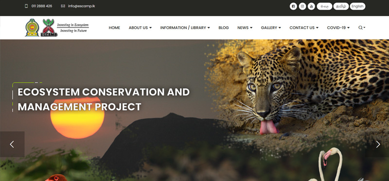 WEB4U - Ecosystem Conservation and Management Project