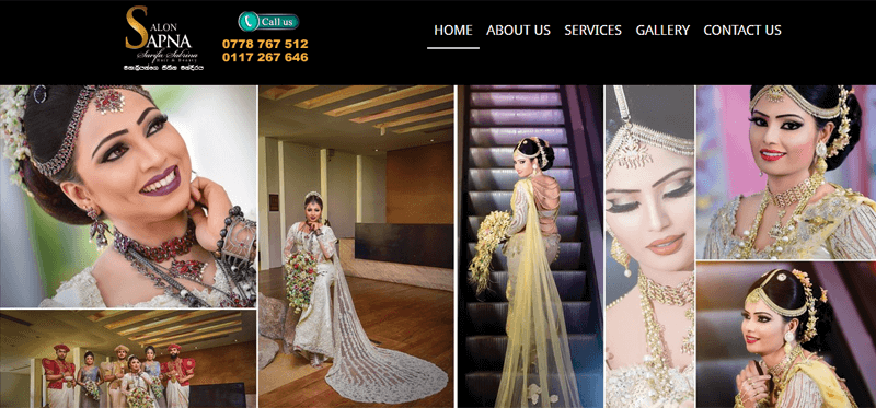 WEB4U - Salon Sapna