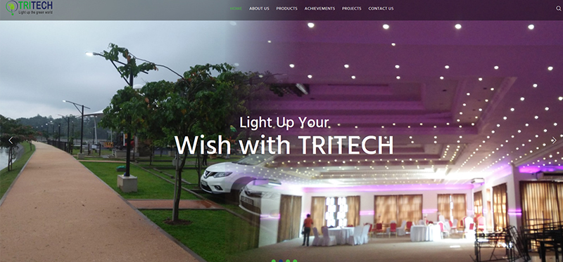 WEB4U - Tritech Greeen Energy (pvt) ltd